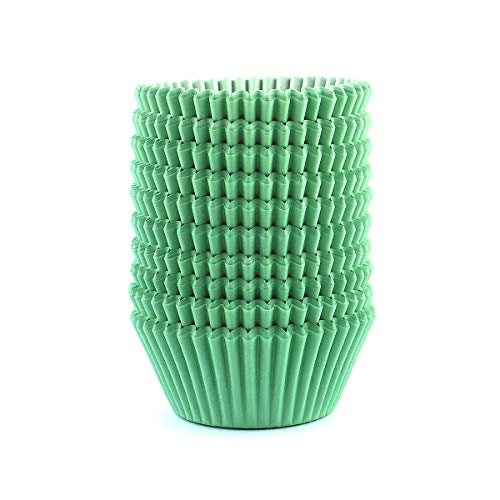 Warm party Baking Cups Cupcake Liners, Standard Sized, 300 Count (Green),