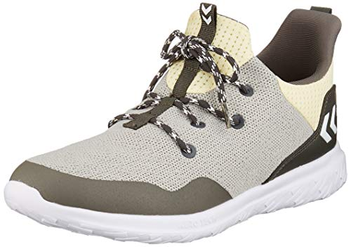 hummel Unisex-Erwachsene ACTUS Trainer Sneaker, Grau (Grey Melange 2006), 42 EU