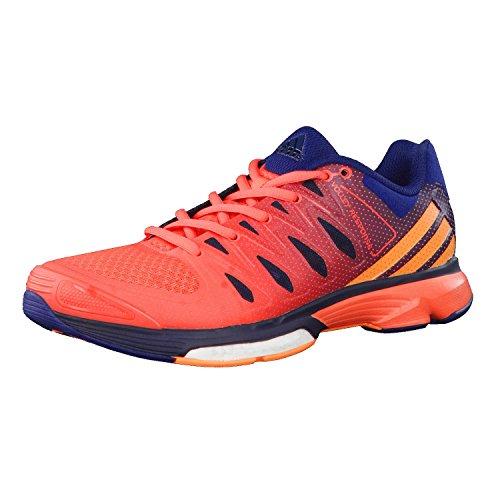 adidas adidas Damen Volley Response 2 Boost W Volleyballschuhe, Blau (Azumis/narbri/corsen), 36 EU