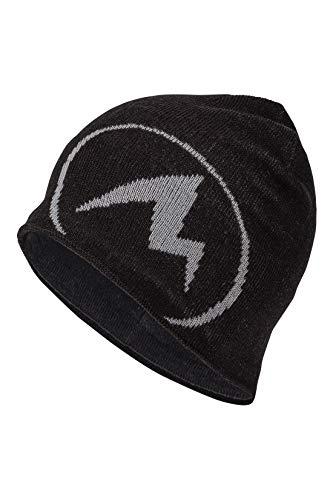 Marmot Herren Skimütze Summit Hat, Black, ONE, 1583-001