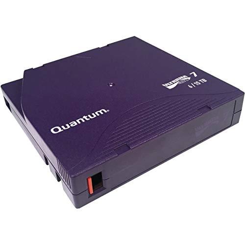 Quantum - MR-L7MQN-B8 - Quantum LTO Ultrium-7 M8 データカートリッジ - LTO-8 タイプM (LTO-7 M8) - ラベル付き - 9 TB(ネイティブ)