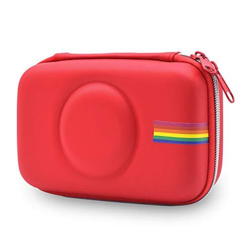 Custodia per Polaroid Snap & Snap Touch, Custodia rigida in EVA Cover protettiva (Red)
