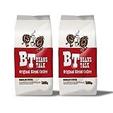 ビーンズ トーク オリジナル ブレンドコーヒー 1kg (500g×2) (【豆のまま】)