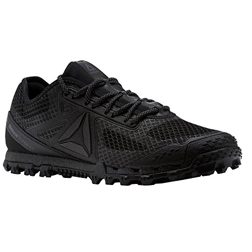 Reebok Herren at SUPER 3.0 Stealth Traillaufschuhe, 42.5 EU