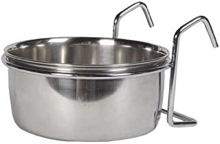 Stainless Steel Coop Cups with Wire Hanger Size:10 Oz Packs:Pack of 2