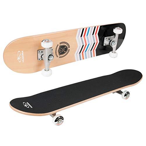 HUDORA Skateboard Torrance ABEC 5 - Skateboarding, 12553