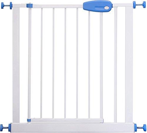 4 longueurs Rallonges // Extensions // Accessoires pour le barri/ér de s/écurit/é MIKA argent/é IB-Style 10cm
