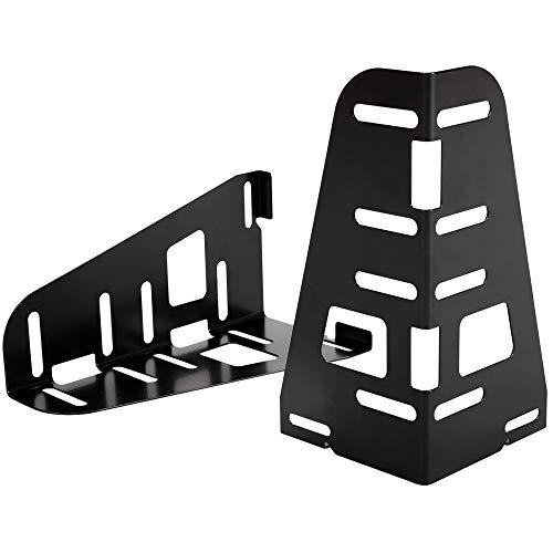 ZINUS 16 Inch SmartBase Headboard or Footboard Brackets, Set of 2