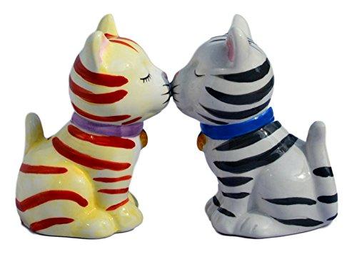 Salz- und Pfefferstreuer Katzen