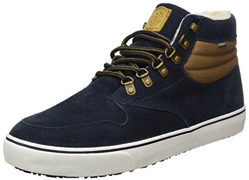 Element , Chaussures Multisport Outdoor Homme - Multicolore - Mehrfarbig (Navy Breen), 44.5 EU
