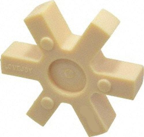 Lovejoy - 68514411717 11717 Size L-AL 110 Solid Type Jaw Coupling Elastomer Spider, Hytrel, 3.31