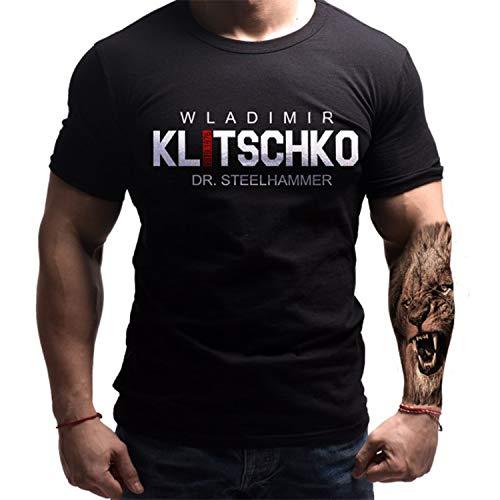 Boxen Boxchampion Wladimir Klitschko - Herren T-Shirt Größen S-2XL (XL)