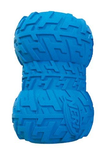 Nerf Dog Diámetro del alimentador de neumáticos 7 cm (El Color Puede Variar)
