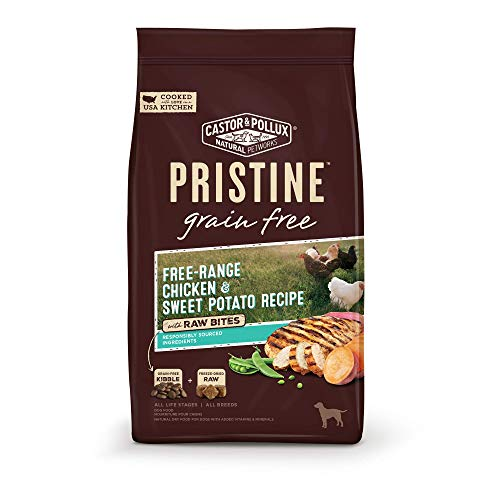 Castor & Pollux Pristine Raw Bites Chicken Dry Dog Food