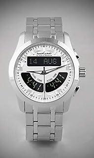 Al Fajr Alhadeeth Watch Silver Model AL219SB
