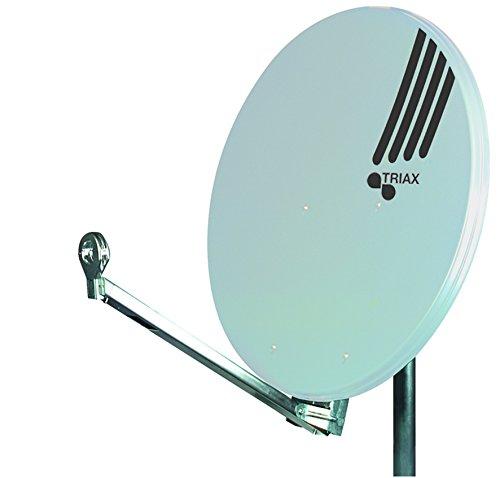 Triax HIT FESAT 65Grau–Antenne 36dBi, 10,7–12,75GHz, 15–45°, 21,3°, 670mm, 715mm