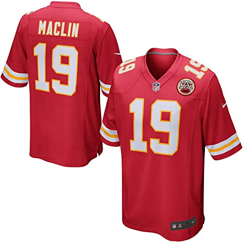 Nike NFL Game Team Jersey Toddlers Chiefs Maclin Jeremy 3T