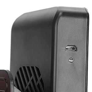 Sèche-peinture, Mini-séchoir à air de peinture de couleur à chargement USB portable pour une utilisation intérieure et extérieure pour la maison