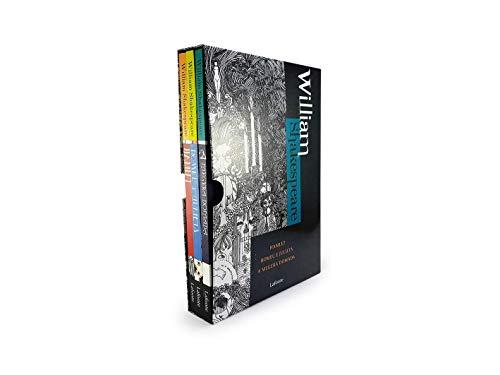Box - William Shakespeare - 03 Volumes