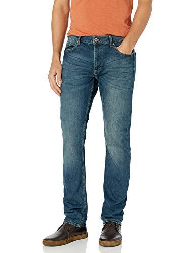 Lee Men's Modern Series Slim-Fit Tapered-Leg Jean, Brazen, 42Wx32L