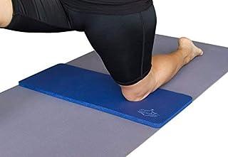 SukhaMat Yoga Knee Pad Cushion – America's Best Exercise Knee Pad - Eliminate Pain During Yoga or Exercise - Extra Padding...