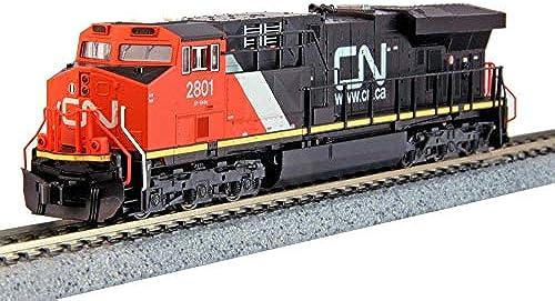 Kato Spur N Diesellok ES44AC GE Canadian National