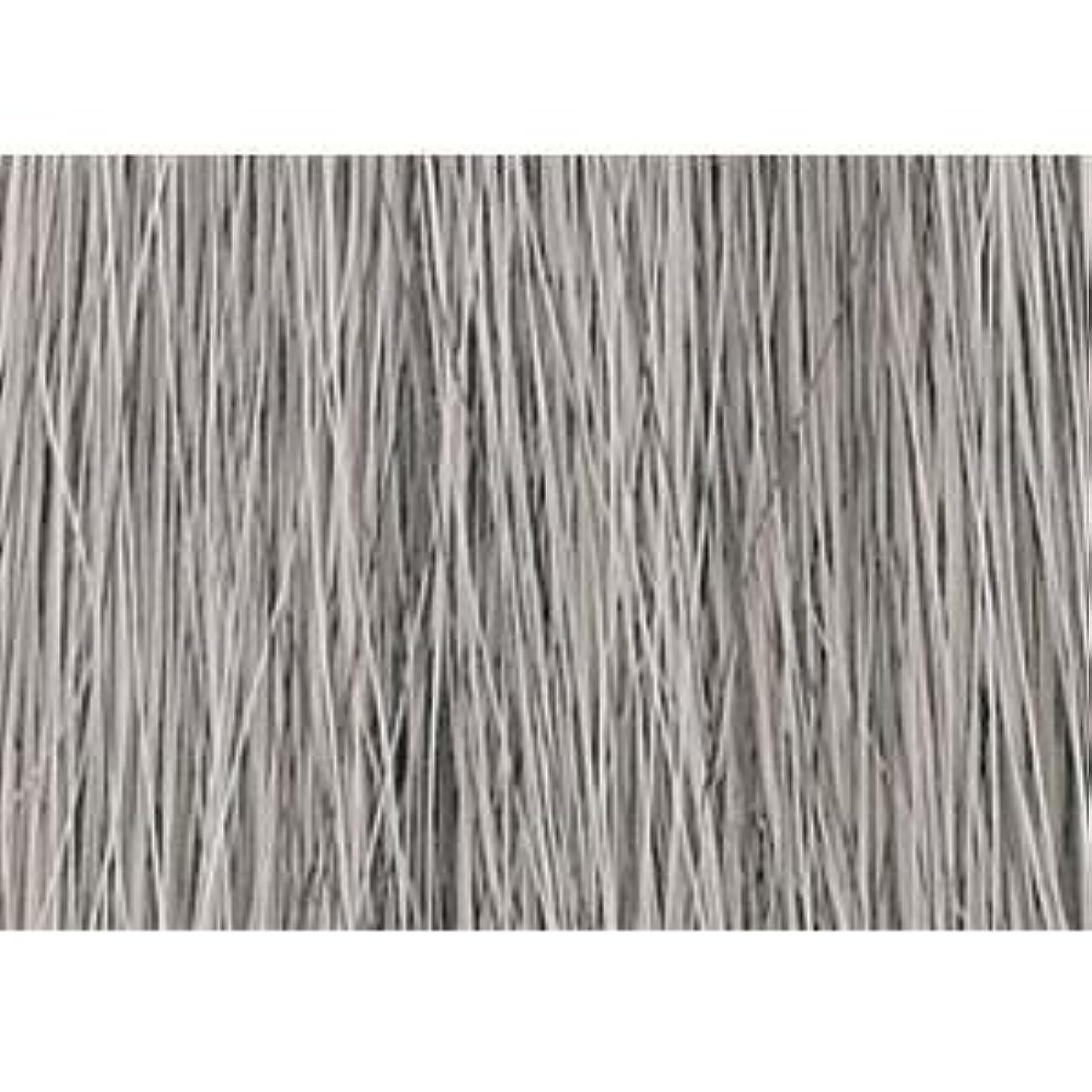 捕虜明確な専門化するモアヘアピース * 白髪80%