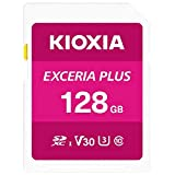KIOXIA(キオクシア) 【国内正規品】SDXCメモリーカード 128GB Class10 UHS-IEXCERIA PLUS KSDH-A128G