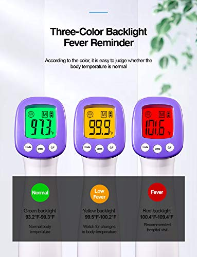 Infrared Thermometer for Adults