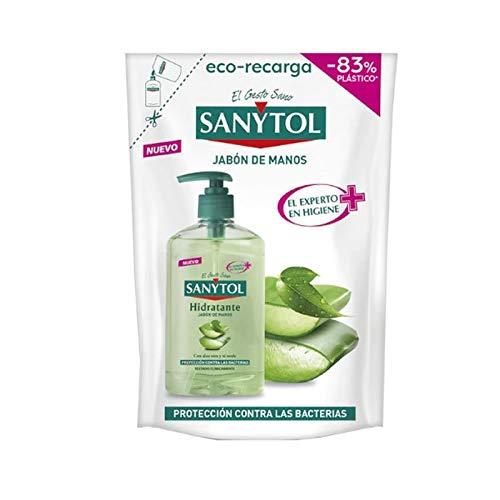 Sanytol -  Eco Recarga de Jabón de Manos