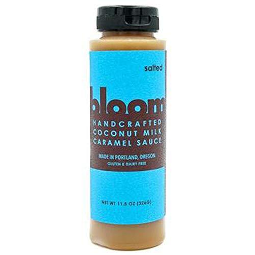 Bloom Caramel (Salted Coconut Caramel Sauce, 11 Ounce)
