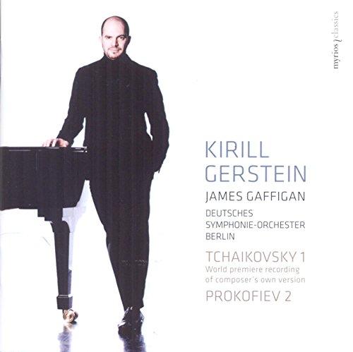 チャイコフスキー:ピアノ協奏曲 第1番/プロコフィエフ:ピアノ協奏曲 第2番[SACD-Hybrid]