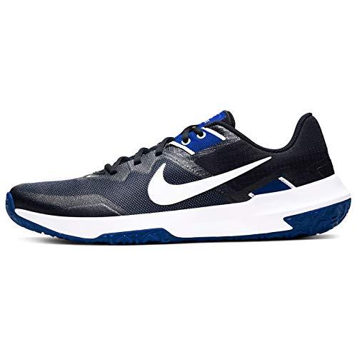 Nike Varsity Compete Tr 3 Mens scarpa da allenamento Cj0813-400, blu (Ossidiana scuro/Bianco-ossidiana-gioco reale), 41 EU
