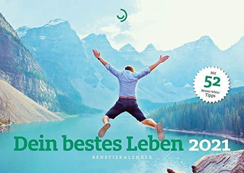 Dein bestes Leben 2021: Benefizkalender