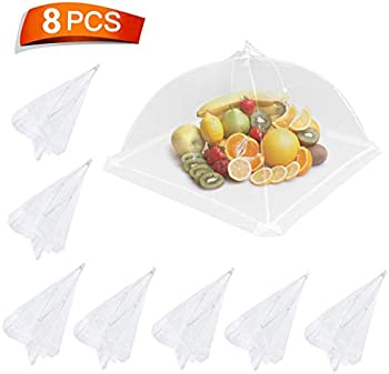 8-Pack Lauon Food Cover