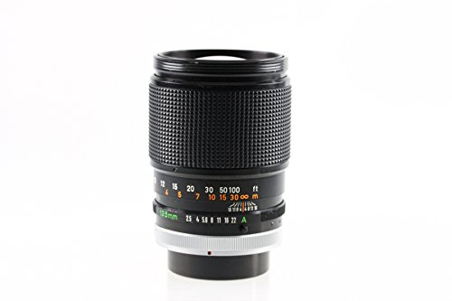 Canon Lens FD 135mm 135 mm 2.5 1:2.5 S.C. - A-1 AE-1 F-1 T90 T70