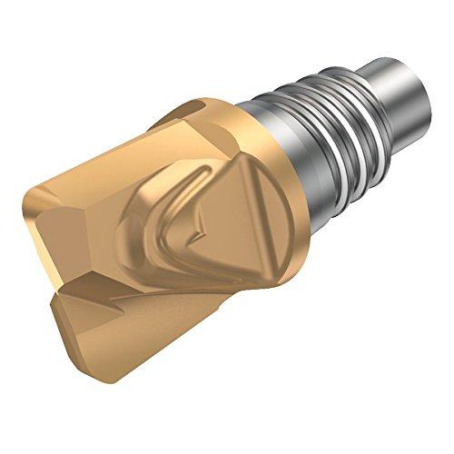 Sandvik Coromant 316-16SM210-16008P 1030 Carbide Milling Insert, 0.03 mm Corner Radius, Positive Chip Breaker