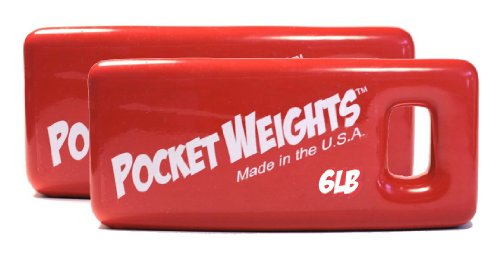 Pocket Weights BCD Scuba Weights (Pairs) (12)