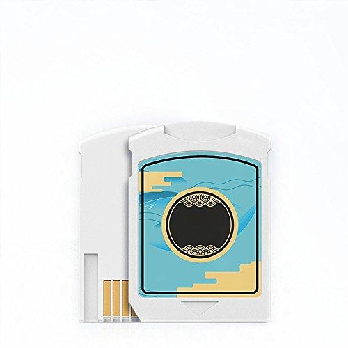 SHEAWA PlayStation Vita用 メモリーカード変換アダプター Ver.6.0 400GB対応 ゲームカード型 microSDカードをVitaのメモリーカードに変換可能 SD2VITA microSDアダプター