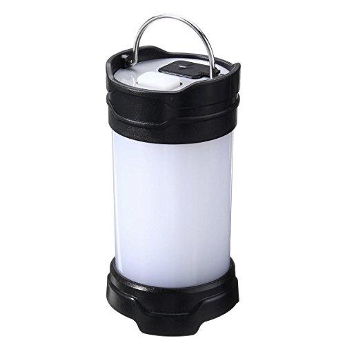 Bazaar Led-lantaarn, 3,7 V, waterdicht, met oplaadbare batterij