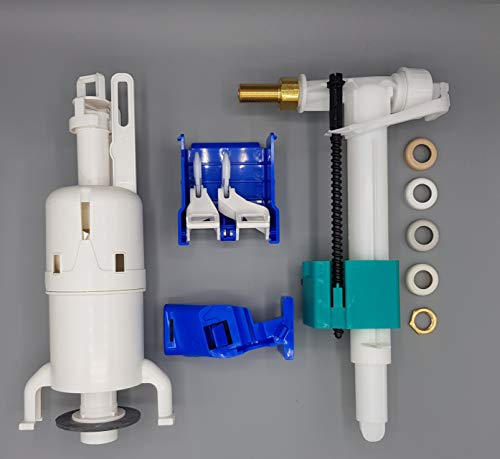 WISA   XS 2- Mengenspülung Ersatzteile Set Reparatur Renovierung Spülkasten
