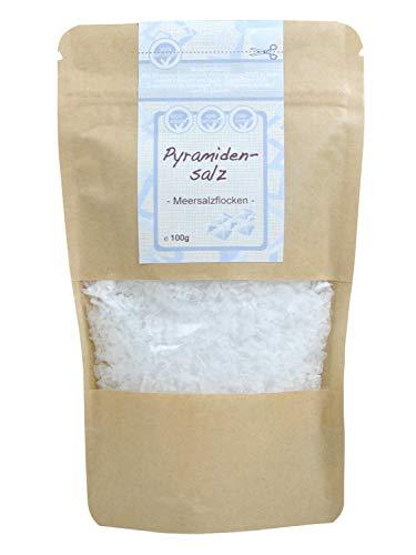 direct&friendly Pyramidensalz aus Zypern Fleur de Sel (100 g)
