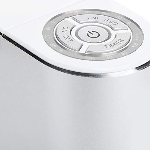 Difusor de aceites esenciales, difusor portátil, silencioso, uso en múltiples escenas, ondas con USB para oficina para el hogar
