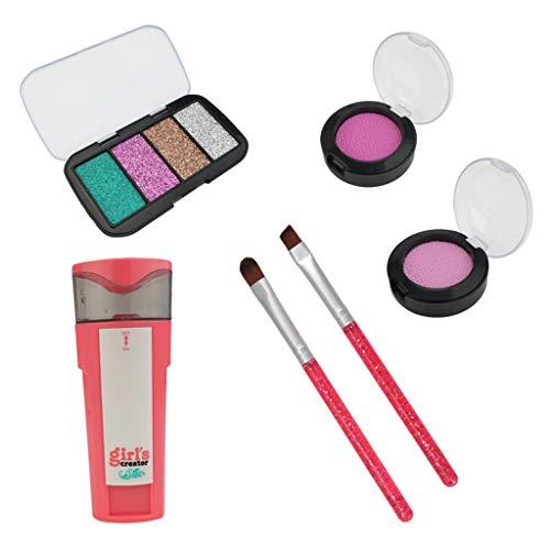 HavanaYZ Kit humidificateur électrique pour enfants - Simulation de maquillage - Pour jeux de rôle