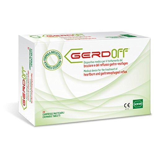 Sofar Gerdoff 20 comprimés à croquer