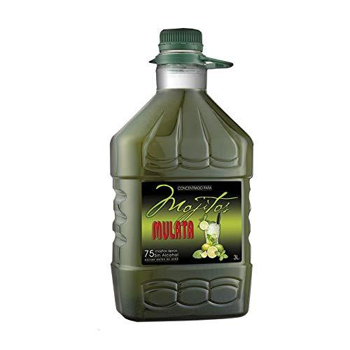 Mulata Concentrado para 75 Mojitos - 3L