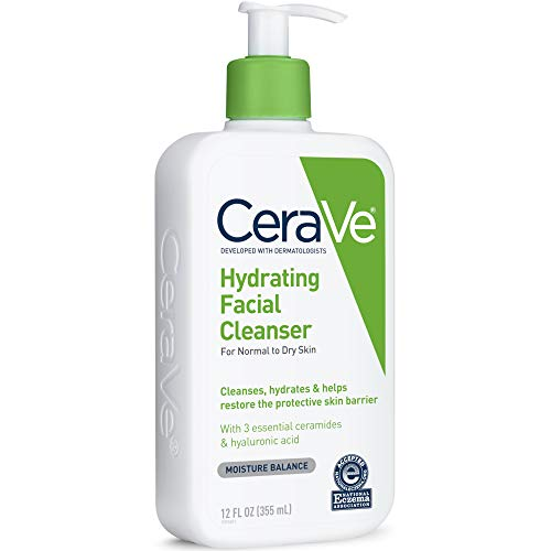 CeraVe Hydrating Cleanser (Normal/Dry)
