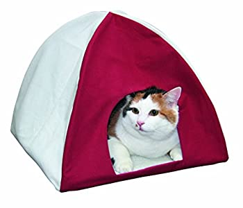 Kerbl 2208284  Tipi Igloo pour Chat 40x40x35 cm