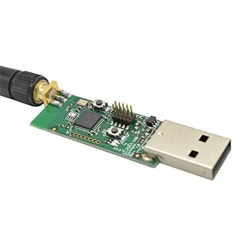 CC2592 MODKAMRU mit Antenne und Geh/äuse schwarz Pascal Huber SmartHome-Bedarf CC2538