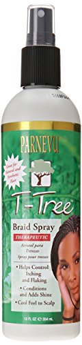 Parnevu T-Tree Braid Spray, 12 Ounce